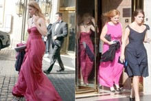 Fergie, Beatrice and Eugenie wow at Petra Ecclestone's £5m wedding