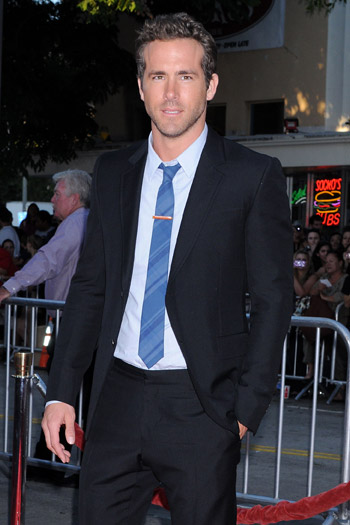 Ryan Reynolds now