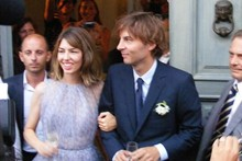 Sofia Coppola marries Thomas Mars in Italy