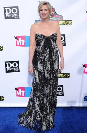 Jane Lynch in Alexander McQueen at the Do Something awards