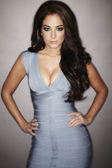 Official photo: Tulisa Contostavlos