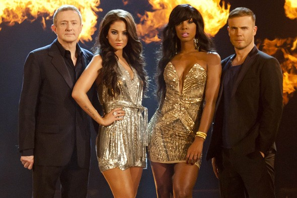 Official photo: The new judges