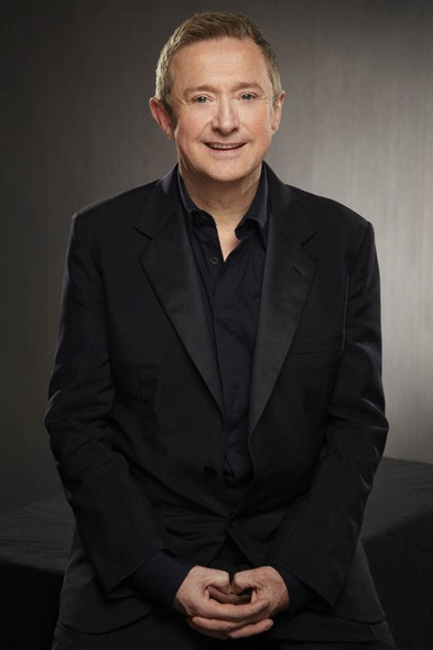 Official photo: Louis Walsh