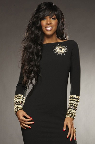 Official photo: Kelly Rowland