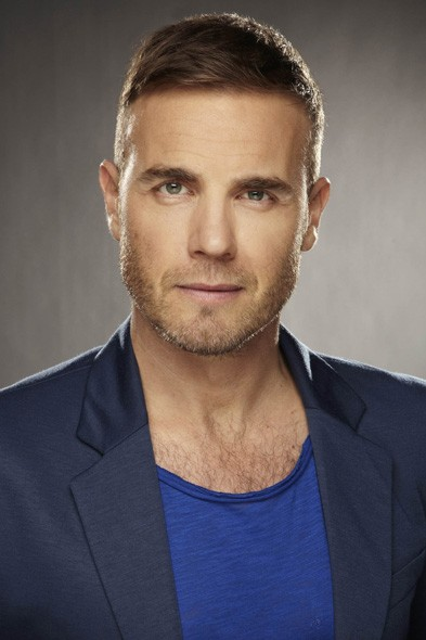 Official photo: Gary Barlow