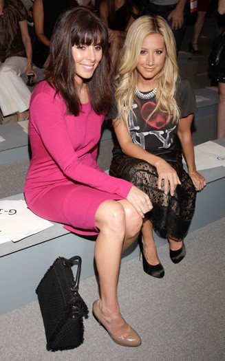 Jamie-Lynn Sigler and Ashley Tisdale