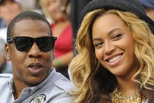 Couple style: Beyonce and Jay-Z's tennis date
