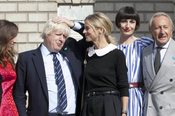 The fashion pr diaries: BoJo, Peaches & TOWIE