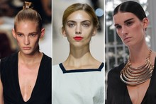 Beauty from London Fashion Week: Five things you need to know