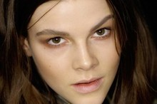 Backstage Beauty: Burberry Spring/Summer 2012