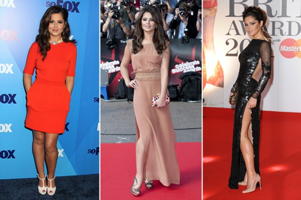 Cheryl Cole to launch a shoe collection?