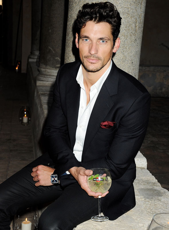 The Perfect 10: David Gandy