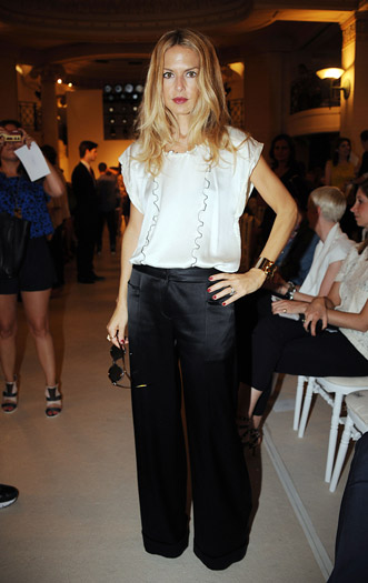 Rachel Zoe at Barbara Bui