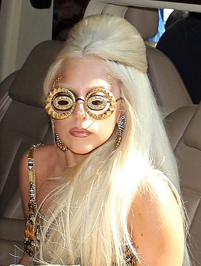 Lady Gaga should have gone to Specsavers