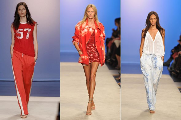 Catwalk Review: Isabel Marant Spring/Spring 2012