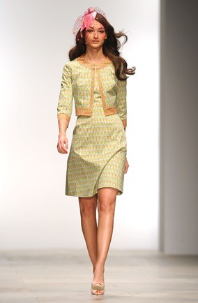 Catwalk Review: Issa Spring/Summer 2012