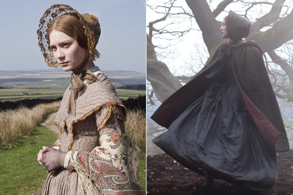 Jane Eyre: Behind the scenes with the costume department
