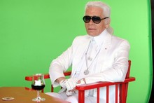 Karl Lagerfeld slates royal wedding fashion