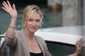 Kate winslet at venice film festival