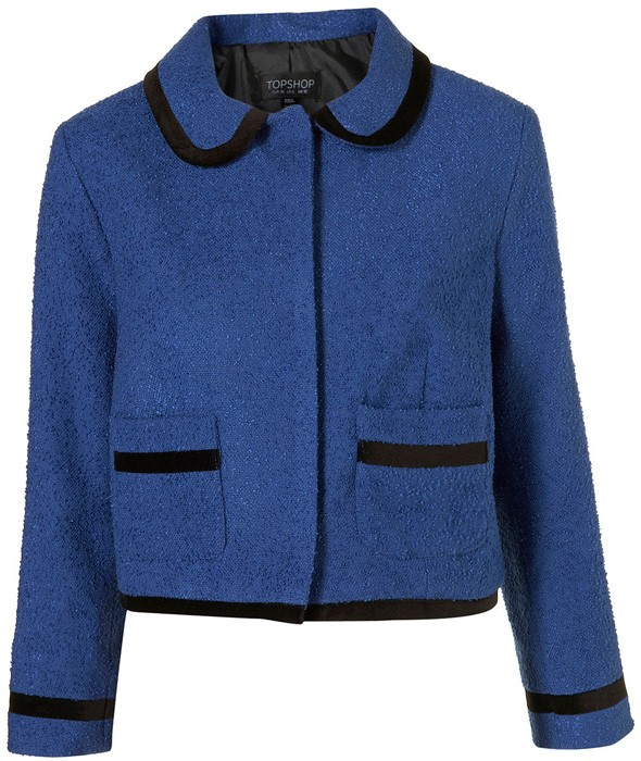 Kate Middleton buys boucle jacket from Topshop