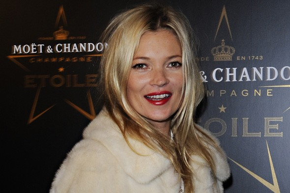 Kate Moss designs debut jewellery collection for Fred