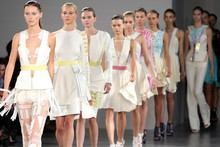 Catwalk Review: David Koma Spring/Summer 2012