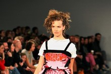 Catwalk Review: Louise Gray Spring/Summer 2012