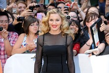 Hot or not: Madonna's LBD at Toronto Film Festival