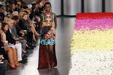 Catwalks Review: Mary Katrantzou Spring/Summer 2012
