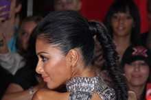 Nicole Scherzinger gets knotted to launch X Factor USA