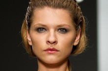 Backstage Beauty: Osman Spring/Summer 2012