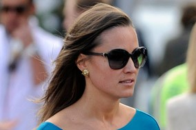 pippa middleton in kensington
