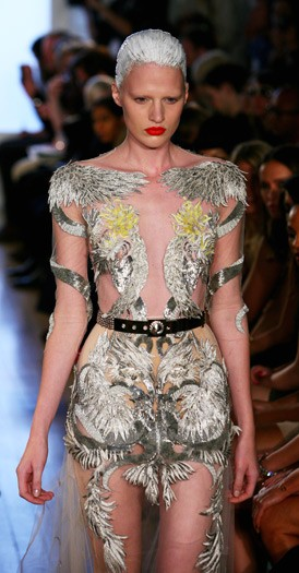 Julien Macdonald Spring/Summer 2012