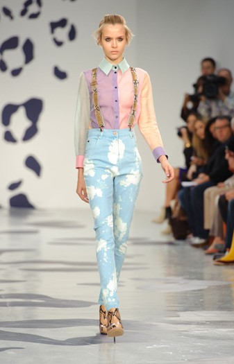 House Of Holland Spring/Summer 2012