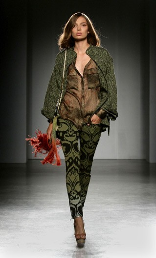 Matthew Williamson Spring/Summer 2012