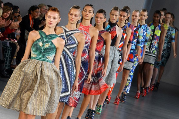 Peter Pilotto Spring/Summer 2012