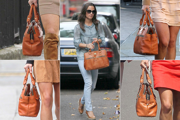 Is this Pippa Middleton's latest style obsession...?