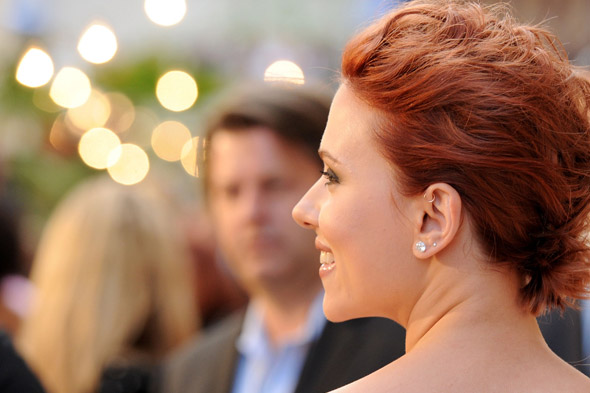 A man's eye view: Scarlett Johansson's naked pictures