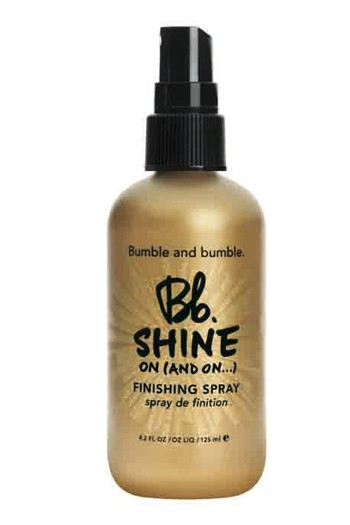 Bumble & Bumble Shine On Finishing Spray