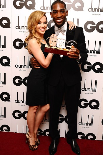 Kylie Minogue and Tinie Tempah
