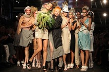 Catwalk Review: Vivienne Westwood Red Label Spring/Summer 2012