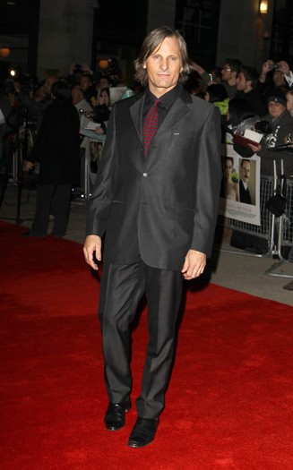 Viggo Mortensen- A Dangerous Method premiere