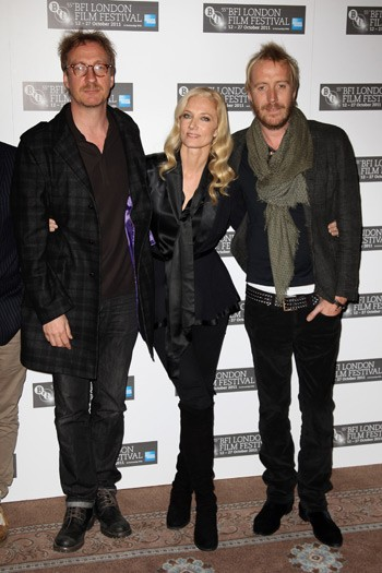 David Thewlis, Joely Richardson, Rhys Ifans - Anonymous photocall