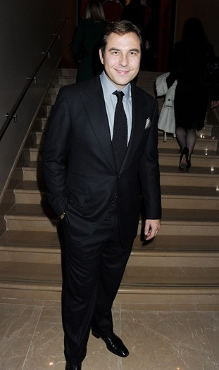 David Walliams - Anonymous premiere afterparty