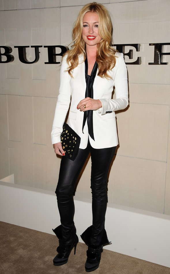cat-deeley-burberry-party