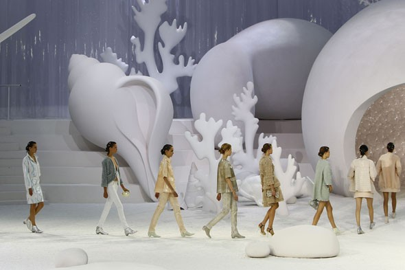 Catwalk Review: Chanel Spring/Summer 2012
