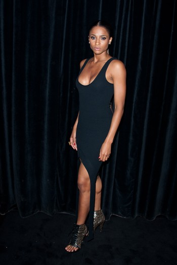 Ciara at the Givenchy after-party