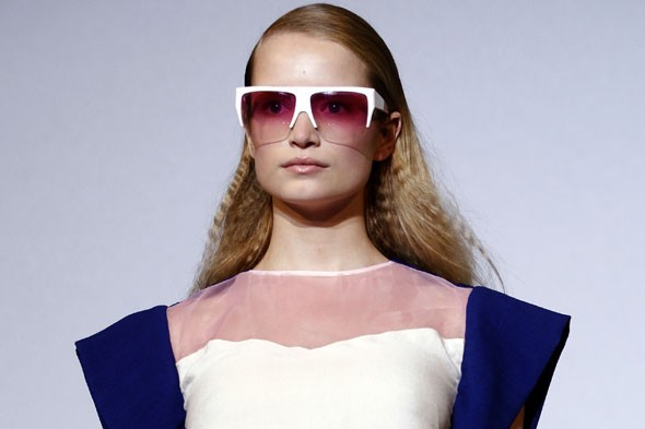 Catwalk Review: Costume National Spring/Summer 2012