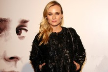 Diane Kruger works head-to-toe Chanel at Paris premiere