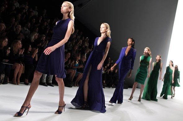 Catwalk Review: Elie Saab Spring/Summer 2012